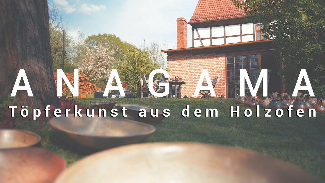 Reportage über die Anagama-Töpferei