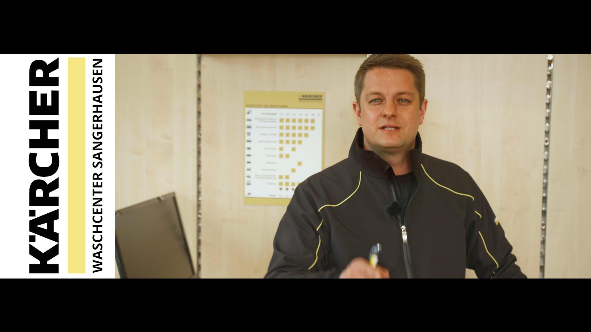Kärcher Waschcenter Imagevideo