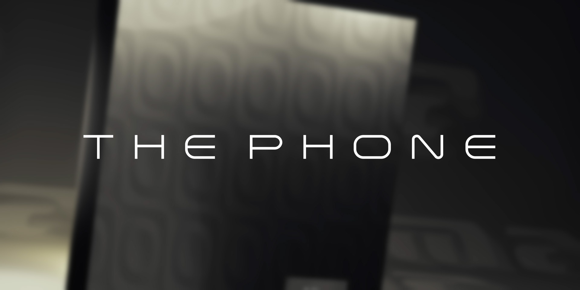 phone comercial created with blender