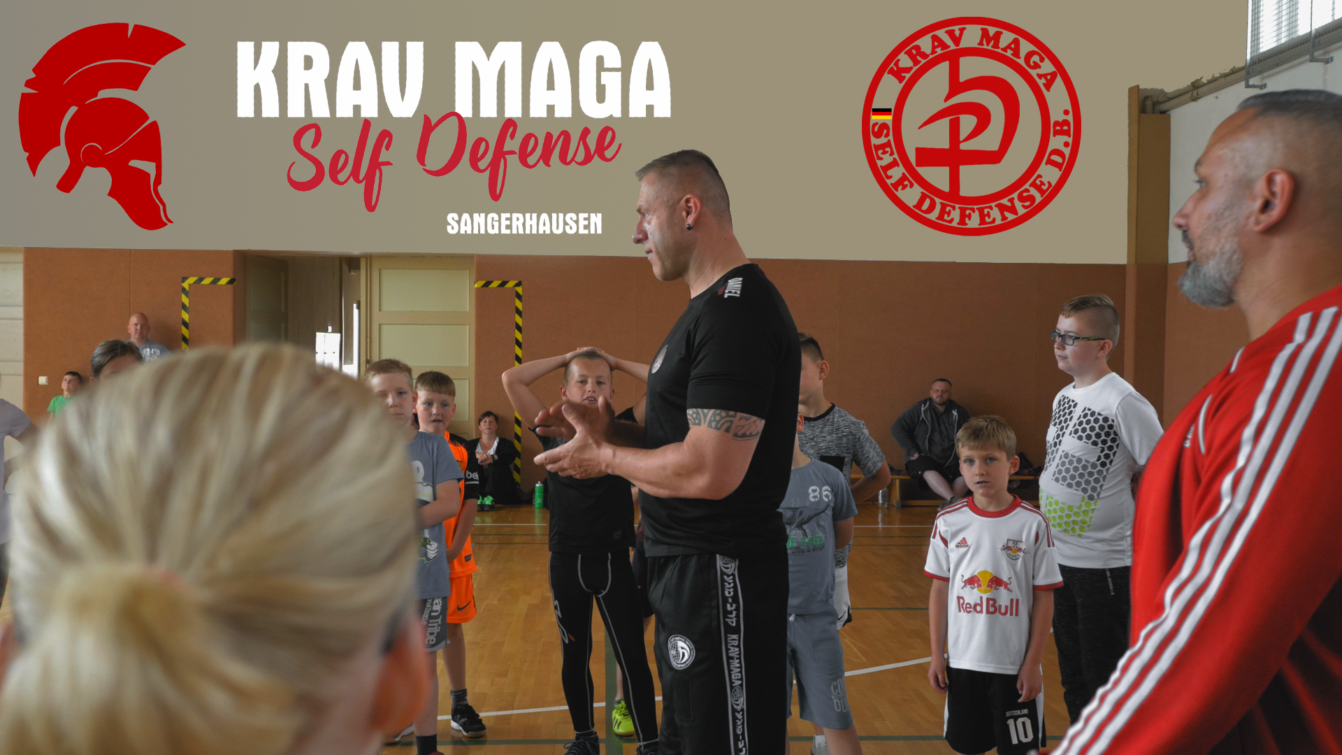 KRAV MAGA Self Defense - Sangerhausen - Imagevideo